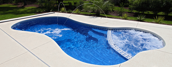 San Juan Pools - Tarson Pools And Spas fiberglass swimming pools
